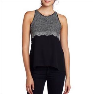 BCBGMaxAzria sleeveless top